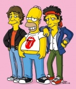 The Simpsons 14x02 : How I Spent My Strummer Vacation- Seriesaddict